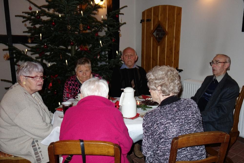 Senioren-Weihnachtsfeier